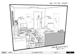 ME!ME!ME! Anime MV Concept Art 10