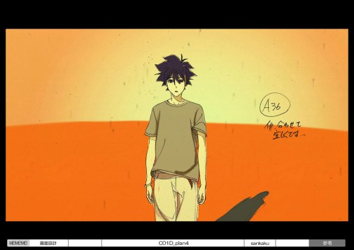 ME!ME!ME! Anime MV Key Frames 10
