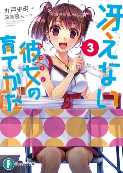 Saenai-Heroine-no-Sodatekata-Light-Novel-Vol-3-Cover