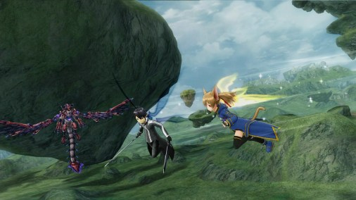 Sword Art Online Lost Song Screenshot 31