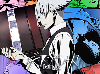Death Parade Anime Website Reveals Air Date, New Visual, Cast, Character Designs & Promotional Video