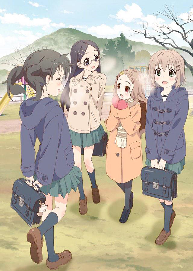 2015-Anime-Happy-New-Year-Yama-no-Susume-1