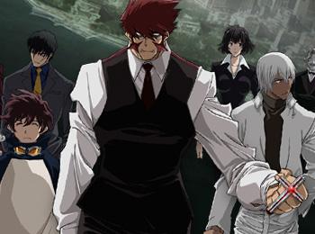 Genre Action Adventures Fantasy Super Power Vampire Supernatural Seinen Studio Bones TV Release April 2015