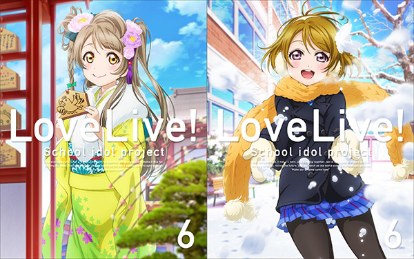 Love Live! School Idol Project Season 2 – TV and Blu-ray Comparisons