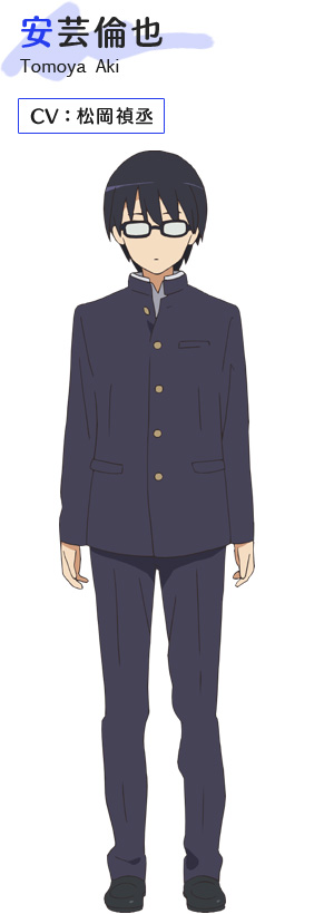 Saenai-Heroine-no-Sodatekata-Anime-Character-Design-Tomoya-Aki