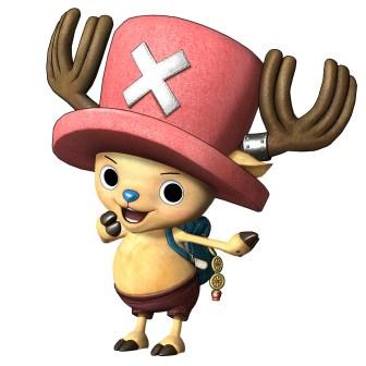 One-Piece-Pirate-Warriors-3-Character-Model-Chopper-2