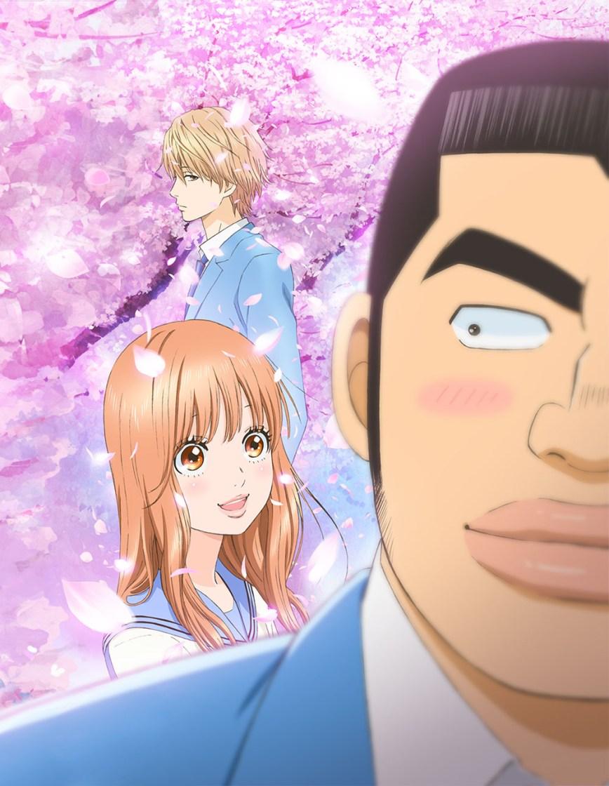 Charapedia Top 20 Anticipated Anime of Spring 2015 #16 Ore!! Monogatari