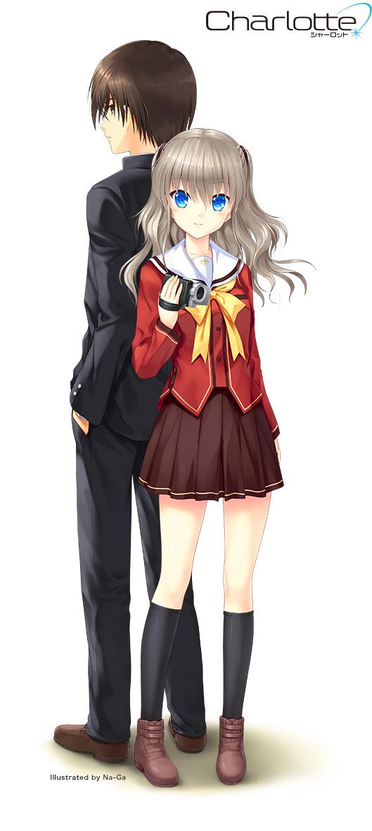 Charlotte-Anime-Visual