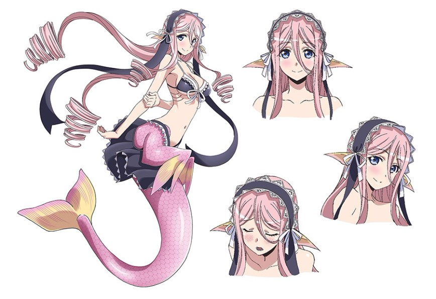 Monster-Musume-Anime-Character-Designs-Meroune-Lorelei