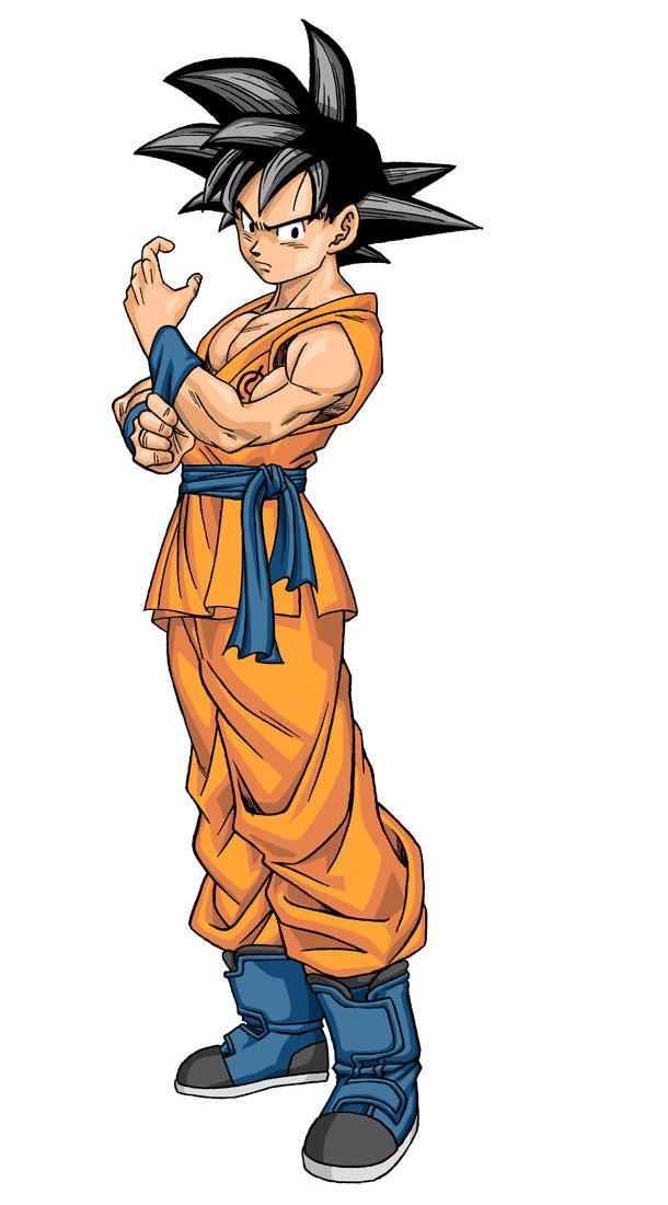 Dragon-Ball-Super-Manga-Goku-Design