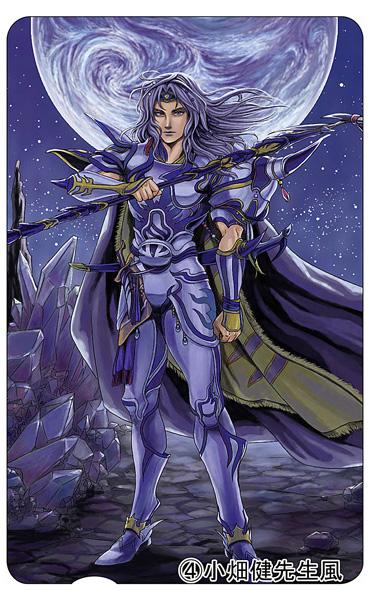 Final-Fantasy-FanArt-FFIV-Obato-Takeshi
