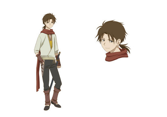 Anime Boy Character Design : Boy and his wolf from by mikayla on deviantart