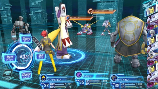 Digimon Story Cyber Sleuth Screenshot 30