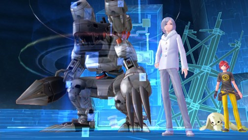 Digimon Story Cyber Sleuth Screenshot 35
