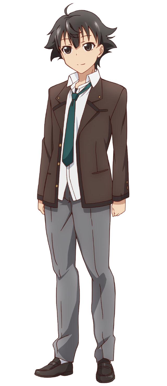 Ore-ga-Ojou-sama-Gakkou-ni-Shomin-Sample-Toshite-Gets Sareta Ken-Character-Designs-Kimito-Kagurazaka