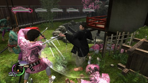 Way of the Samurai 4 Steam Screenshot 15