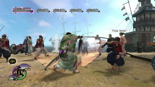 Way of the Samurai 4 Steam Screenshot 8