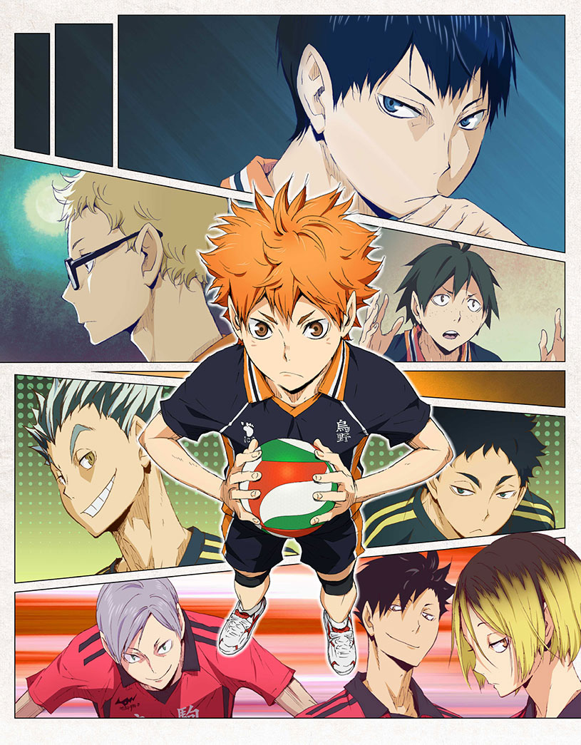 Haikyuu!! Season 2 Will Be 25 Episodes Long - Otaku Tale