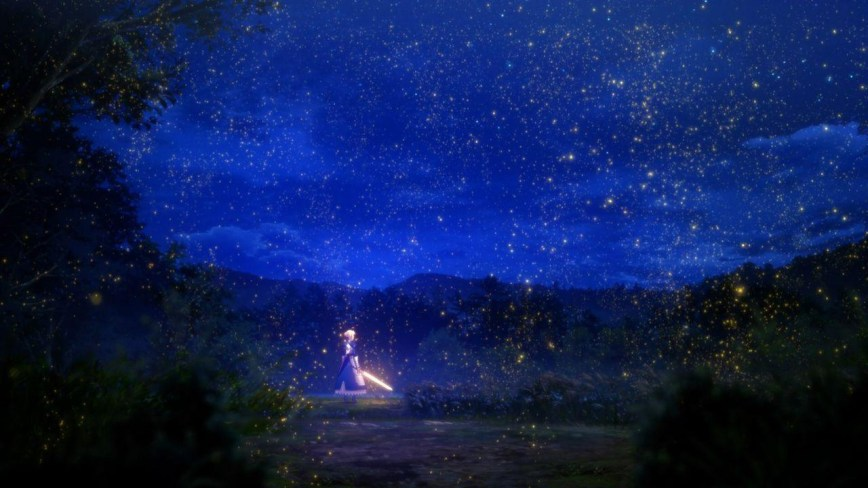 Fate Stay Night Sunny Day Preview Image 01