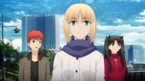 Fate Stay Night Sunny Day Preview Image 25