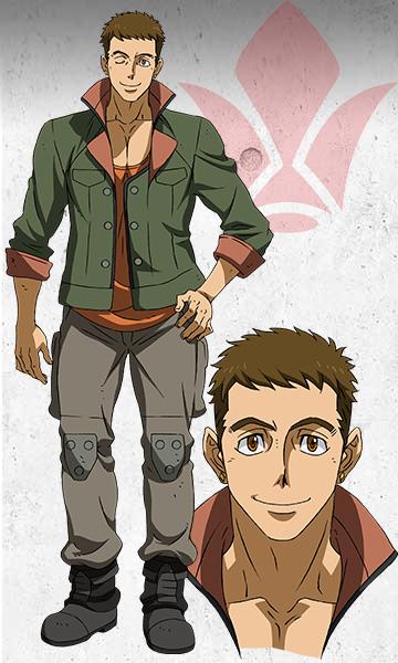 Mobile-Suit-Gundam-Tekketsu-no-Orphans-Character-Designs-Noruba-Shino