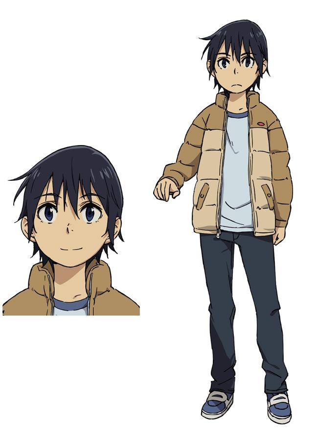 Boku-dake-ga-Inai-Machi-Anime-Character-Designs-Satoru-Fujinuma-Age-10