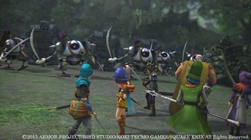 Dragon Quest Heroes PC Screenshots 02
