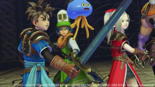 Dragon Quest Heroes PC Screenshots 13