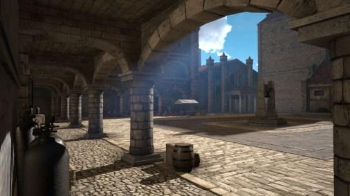 Koei Tecmo Attack on Titan Environment Screenshots 09