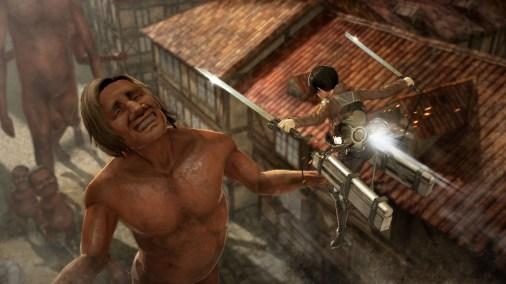 Koei Tecmo Attack on Titan Nov Screenshots 01