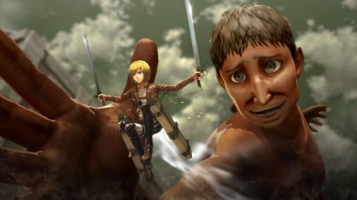 Koei Tecmo Attack on Titan Nov Screenshots 09