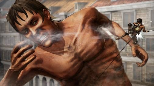 Koei Tecmo Attack on Titan Nov Screenshots 10