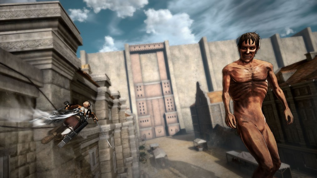 Koei Tecmo Attack on Titan Nov Screenshots 15