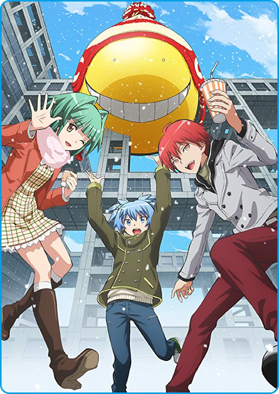 Assassination Classroom Anime4you