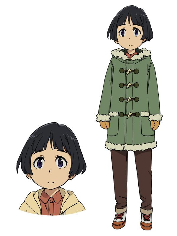 Boku-dake-ga-Inai-Machi-Anime-Hiromi-Sugita