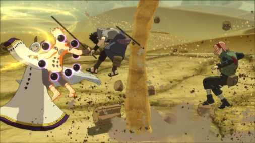 Naruto Shippuden- Ultimate Ninja Storm 4 December Screenshots 04