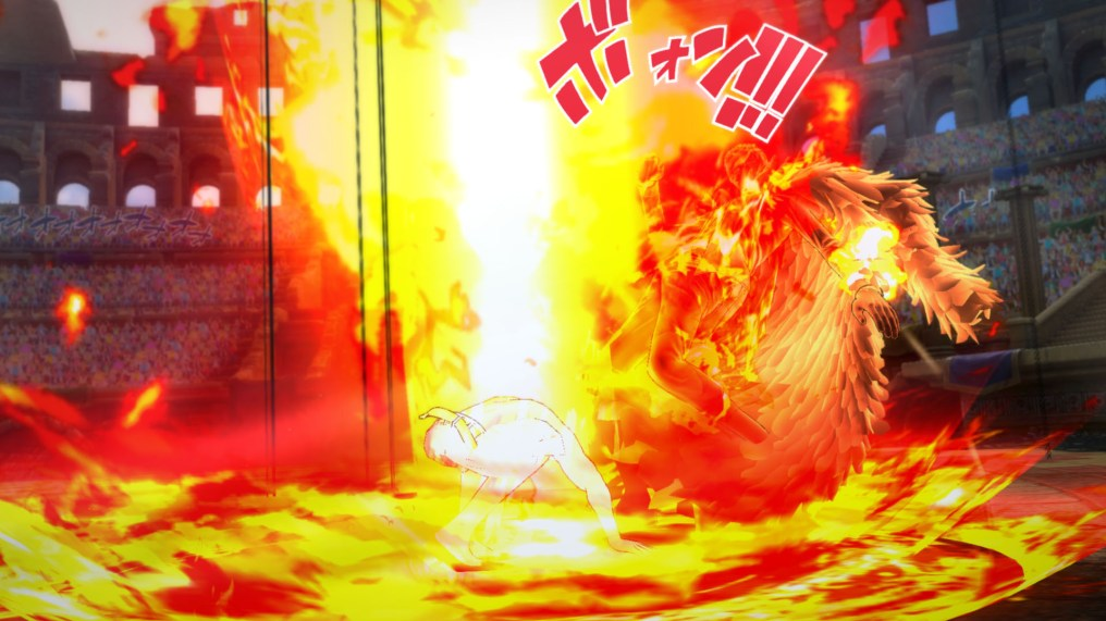 One Piece Burning Blood Screenshots 02