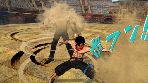 One Piece Burning Blood Screenshots 07