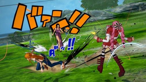 One Piece Burning Blood Screenshots 31