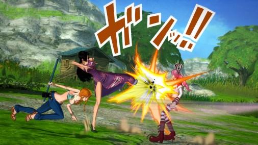One Piece Burning Blood Screenshots 33