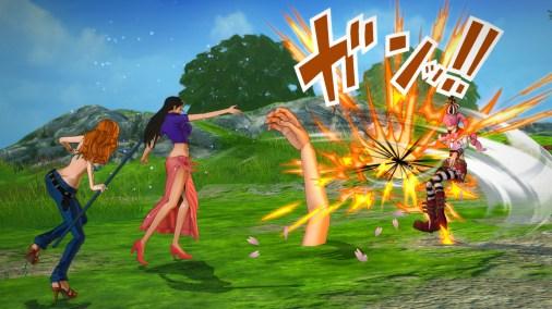One Piece Burning Blood Screenshots 60