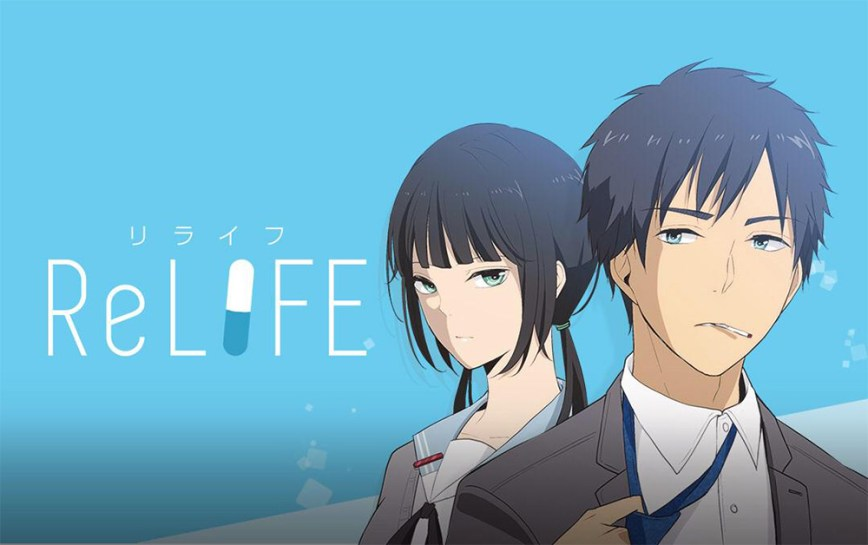 ReLife-Manga-Visual