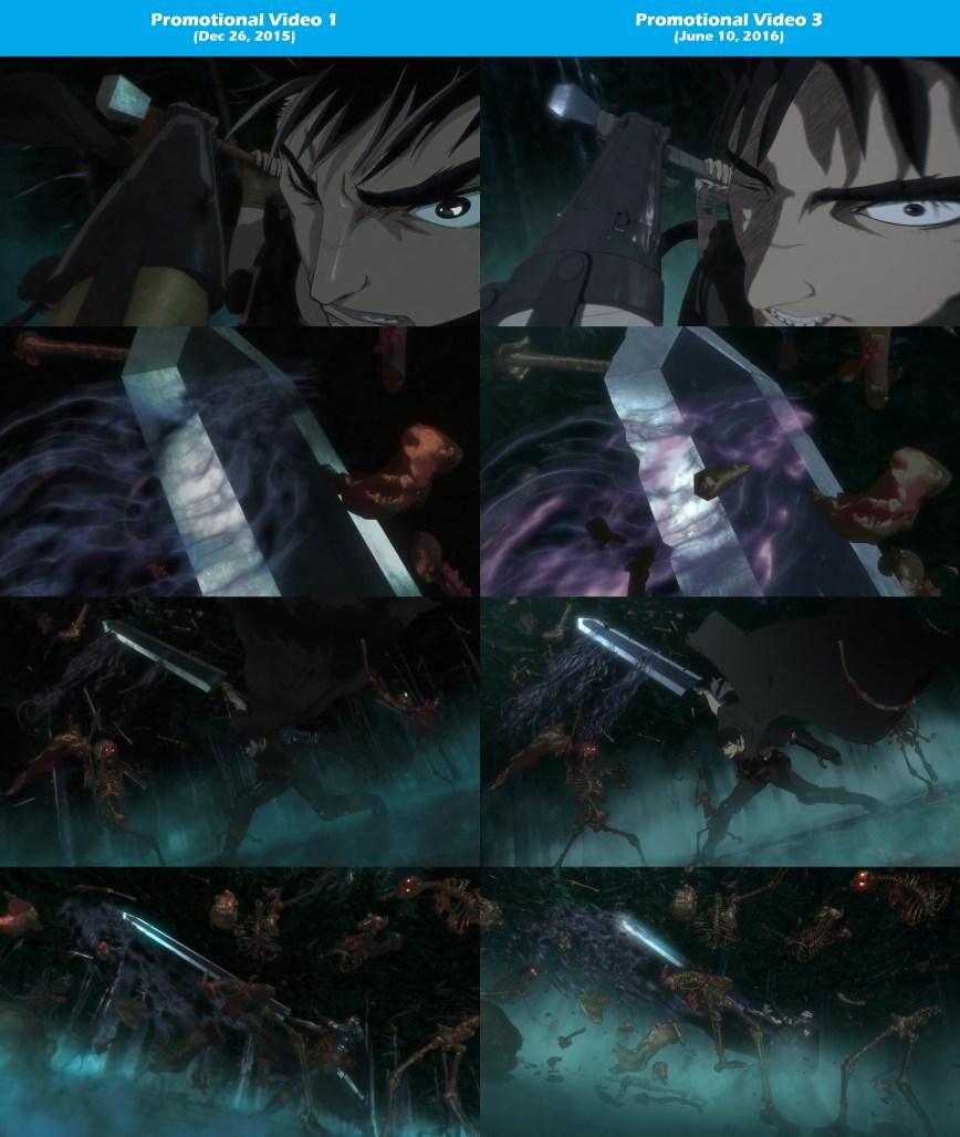 2016-Berserk-Anime-PV-1-vs-PV-3-Comparison-3
