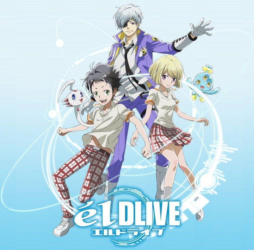 elDLIVE-TV-Anime-Visual