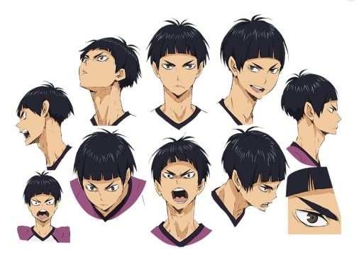 Haikyuu-Karasuno-Koukou-VS-Shiratorizawa-Gakuen-Koukou-Character-Designs-Tsutomu-Goshiki-01