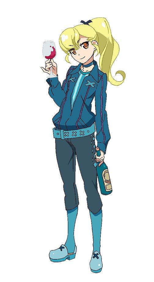 Kubikiri-Cycle-Aoiro-Savant-to-Zaregototsukai-Character-Design-Maki
