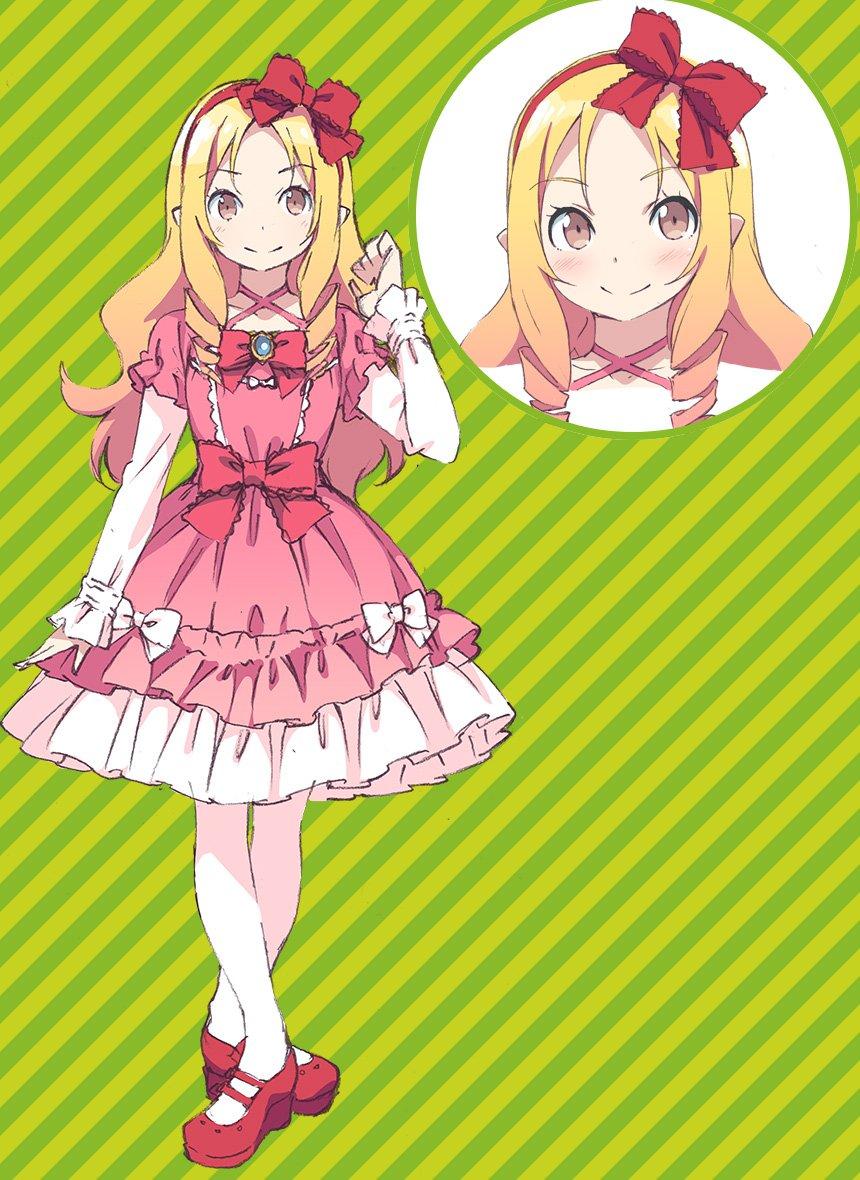 eromanga-sensei-anime-character-designs-elf-yamada