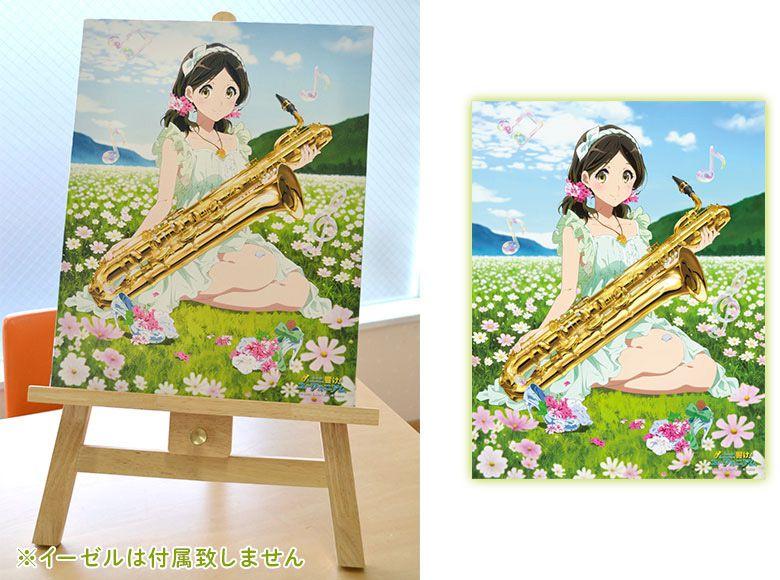 Hibike!-Euphonium-Birthday-Concert-Haruka-Ogasawara-Canvas-Art