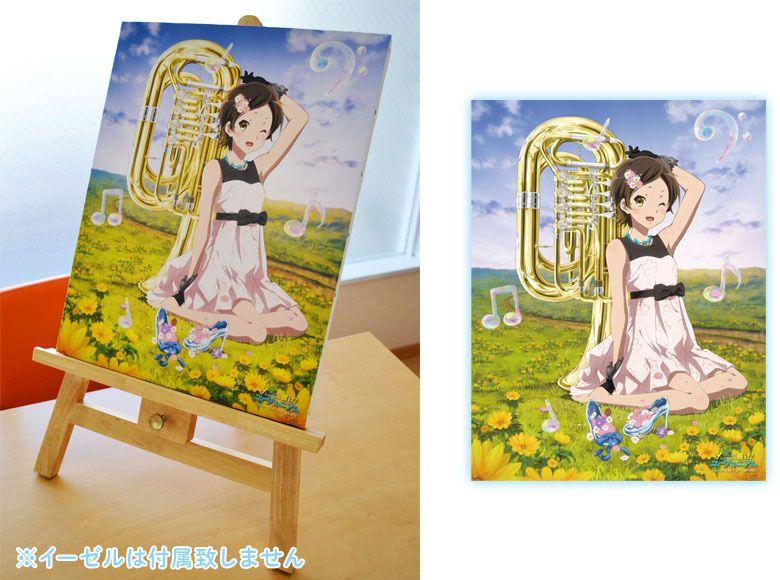 Hibike!-Euphonium-Birthday-Concert-Hazuki-Katou-Canvas-Art