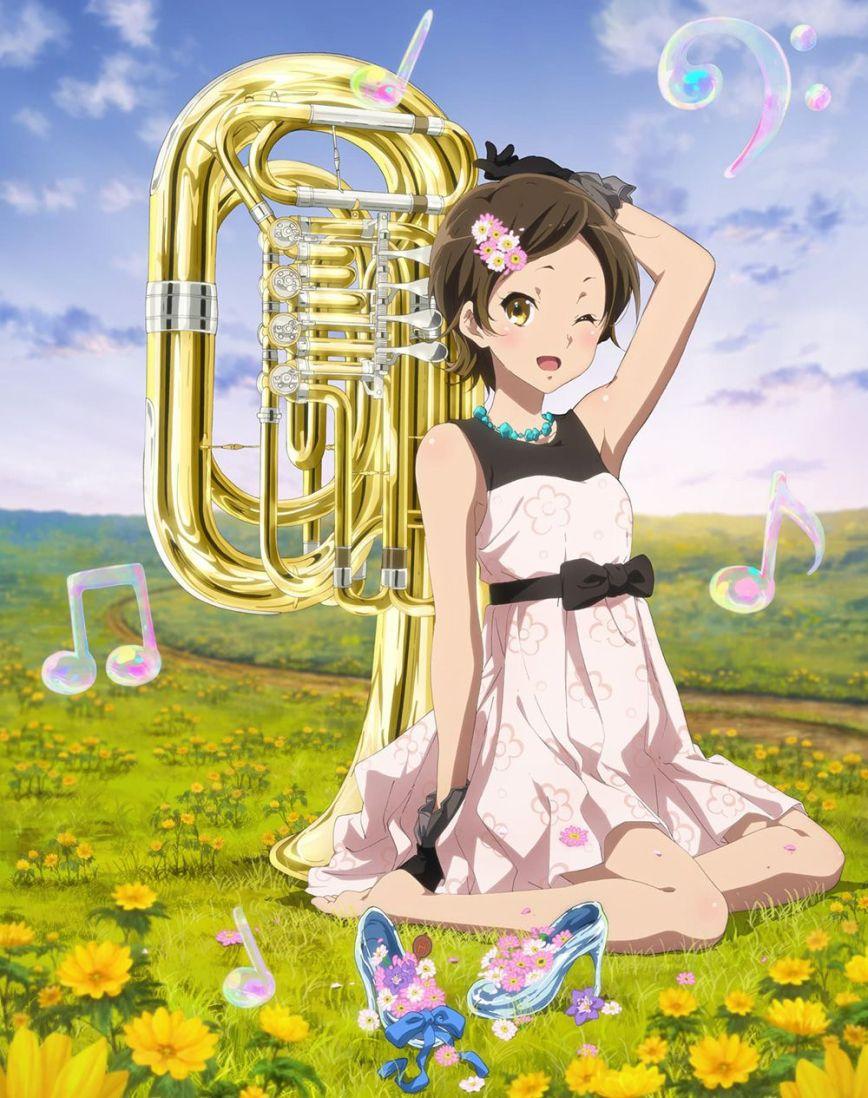 Hibike!-Euphonium-Birthday-Concert-Hazuki-Katou-Visual
